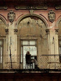 Cuba - Michael Eastman