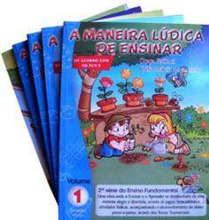 Coleção A MANEIRA LUDICA DE ENSINAR 8 ANOS