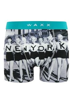 Everyone loves New York City and the Waxx NYC Boxer Short represents just this. It is created with soft, stretch Modal fabric and a fashionable waistband. Boxer, Nyc, Just In Case, Fathers, New York City, Underwear, Pairs, Shorts, Swimwear