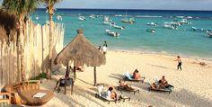 Las 10 mejores playas de Quintana Roo: Playa del Carmen
