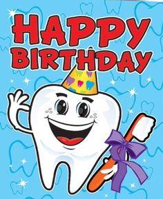 Поздравление, с днем рождения картинки прикольные стоматологу