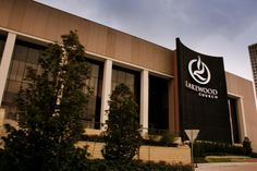 Lakewood Church Campus Central - Former home of the Houston Rockets as The Summit & the Compaq Center