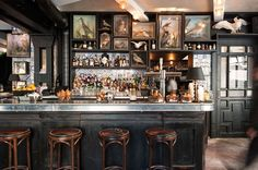 Le Hibou, Paris / Cl