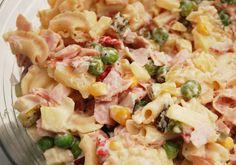 Kinkkusalaatti - Reseptit - Arla Pasta Salad, Potato Salad, Meal Prep, Side Dishes, Food And Drink, Potatoes, Meals, Ethnic Recipes, Koti