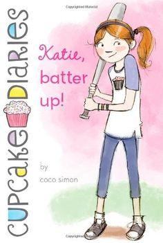 Katie, Batter Up! (Cupcake Diaries) by Coco Simon. $5.99. Author: Coco Simon. Publisher: Simon Spotlight; Original edition (December 27, 2011). Series: Cupcake Diaries (Book 5). Recommended for Ages 8 and up