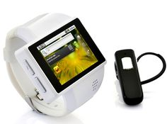 Android Phone Wrist Watch Rock