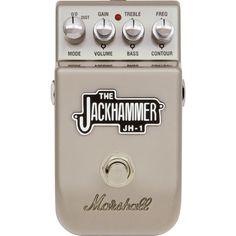 Pedal Marshall JACKHAMMER ¡Comprálo online y en cuotas!