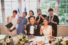 FUN TOGERTHER - KAZUFUMI AND MAKI | - RESTAURANT and WEDDING