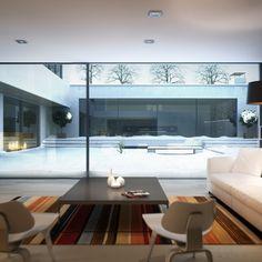 Reynaers Hi-Finity windows