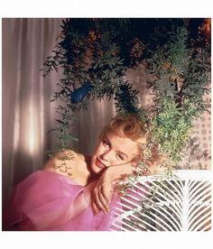 Marilyn Monroe by CECIL BEATON, 1956   22.02.1956