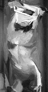 Digital Art - Abstract Series IIi by Rafael Salazar