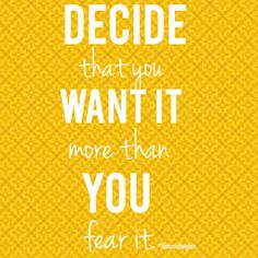 Decide that you want it more than you fear it. Don't allow fear to keep you from elevating and receiving the beauty life has in store for you. Keep pushing, you are worth it. www.holisticheights.com  #holisticheights #healthyisalifestyle #motivation #inspiration #empower #positivity #fear #pray #goals #fitness #healthyliving #weightlossjourney #cure #detox #sobriety #healing #meditation #love #marriage #happiness #college #travel #divorce #relationships #manifest #attract #yoga #properity