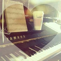 Coffee and music!