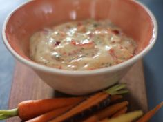 Peppadew dip Siba's table the Cooking Channel Come on over