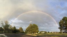 Awesome Colorado Rainbow!