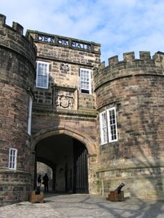 Skipton Castle, Yorkshire, UK I have been here too