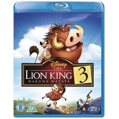 The Lion King 3: Hakuna Matata [Blu-Ray]