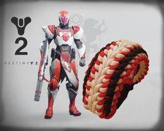 Destiny 2 Bracelet #paracord