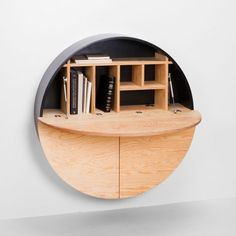 Pill Cabinet - Pine/Black - by EMKO designedin Lithuania #MONOQI