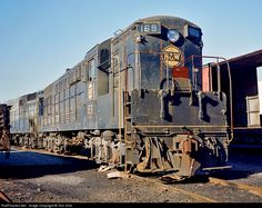 RailPictures.Net Photo: NW 169 Norfolk & Western FM H24-66 at Roanoke, Virginia by Tom Sink