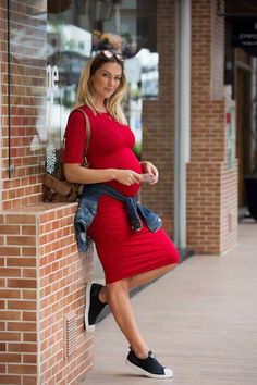 Cute Maternity Outfits, Stylish Maternity, Maternity Tops, Maternity Wear, Maternity Dresses, Maternity Fashion, Baby Bump Style, Mommy Style, Pregnancy Wardrobe