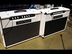 more or less matchless c 30 reverb guitar amp