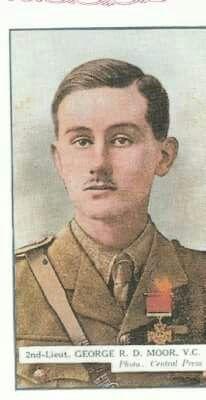 Lt Moor VC