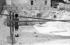 Matelica, Palazzo Croci Razzanti prima della demolizione (1964 - 1965) 6/7