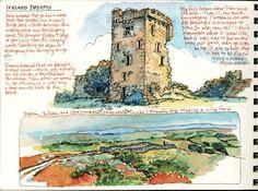 Ireland Sketchbook