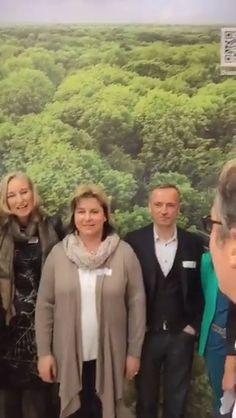 """""""Faszination Natururlaub"""" lautet das Jahresthema 2016 der Deutschen Zentrale für Tourismus. Welche Naturerlebnisse hat das Reiseland Deutschland zu bieten? Das verrieten heute auf der Ferienmesse Wien die folgenden DZT-Standpartner im #germanytourism #talk zu #EnjoyGermanNature:  – Martin Fennemann (www.reiseland-brandenburg.de, @nachbrandenburg)  – Birgit Heinermann (www.frankentourismus.de) – Claudia Schwarz (www.unesco-welterbe.de, @UNESCOwelterbe) – Anke Eichler (www.erzgebirge-touri... Live, Tourism, Germany, Vacation"""