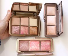 — Hourglass Ambient Lighting Holiday 2015 palette in...