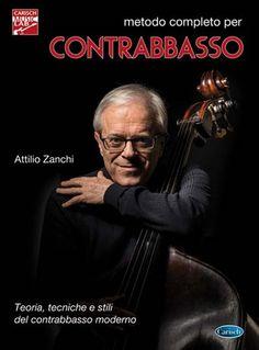 Attilio Zanchi: Metodo completo per contrabbasso