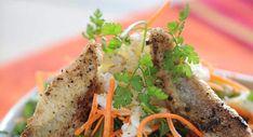 Salade de crabe et rougetVoir la recette de la Salade de crabe et rouget >>