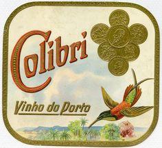 Rótulos e Cartazes do Vinho do Porto