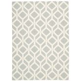 Found it at AllModern - Nova Area Rug in Gray this one for dining area