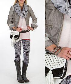 'Show & Tell' #buckle #fashion www.buckle.com
