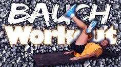 Bauchmuskeltraining - Sixpack Workout - Bauch trainieren - effektive Übu...