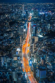 Tokyo at night at rush hour on the freeway.I want to go see this place one day.Please check out my website thanks. www.photopix.co.nz