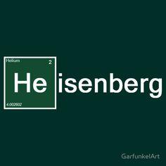 Bad Heisenberg  by GarfunkelArt