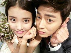 IU & Jo Jung Suk