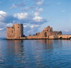 Sidon - The Sea Castle.