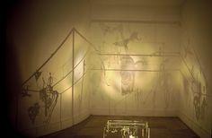Christian-Boltanski Le Theatre d'ombres (1984-1997)