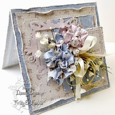 Frilly and Funkie's Pastels and Pearls Challenge!