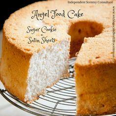 Scentsy Spring/Summer 2017 Angel Food Cake