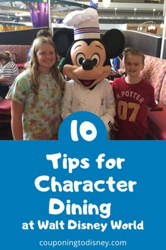 Ten Tips for Character Dining at Walt Disney World Disney World Restaurants, Walt Disney World Vacations, Disney Cruise, Dining At Disney World, Disney Dining Plan, Friends Change, Disney World Characters, Kids Running, Disney World Tips And Tricks