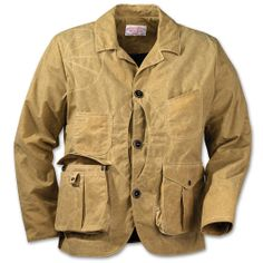 Guide Work Jacket - Soy Wax
