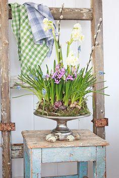 VIBEKE DESIGN: Welcome February with springlike colors!