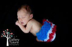 Military newborn pictures