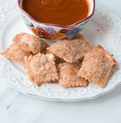 Toasted Ravioli the perfect crunchy, cheesy snack. Kids are forever hungry, aren't they? Feed them a meal and 30 minutes later they are hungry again. It's hard to stay clever and creative with snacks, but these fun toasted ravioli's are perfect. They take just minutes to prepare and kids will love dunking them in marinara sauce. …