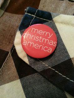 Merry Christmas America!!